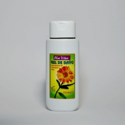 Gel de baño calendula250 ml